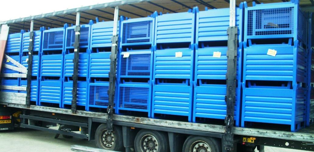stillages-lorry
