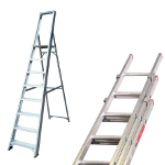 Aluminium and Glass Fibre Ladders