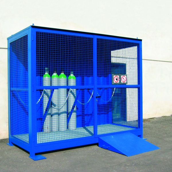 large gas cylinder cage - Gas Cylinder Cages