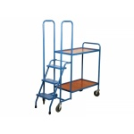 Plywood Picking Trolley