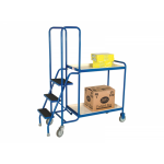 Steel Picking Trolley.