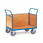3 Sided Platform Trolley