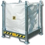 Bulk Bag Holder and Handling