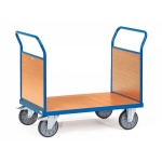 Double End Platform Trolley