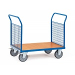 Double Mesh End Trolley