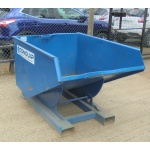Second Hand Tipping Skip - 3008