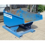 Second Hand Tipping Skip With Lifting Eyes - 3005
