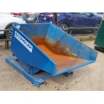 Second Hand Tipping Skip - 3006