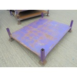 Second Hand Post Pallet Steel Base
