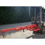 Telescopic Lifting Jib for Forklift - FJT
