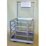 Forklift Budget Safety Access Cage