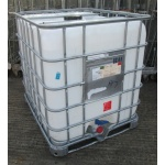 Used IBC Container Tanks