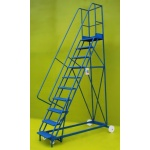 Mobile steps 11 step budget ladder