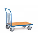 Mesh End Platform Trolley