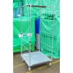 Second Hand 2 Sided Heavy Duty Roll Cages Angle