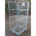 3 Sided Mesh A Frame nesting roll cage CHE