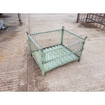 second-hand-mesh-steel-stillage-001