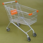 Shop Trolley 150 litre