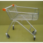 High Basket Shopping Trolley