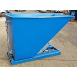 TS160 Tipping Skip for Fork Lifts - 1340 Litre