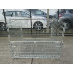 used-folding-wire-cage-front