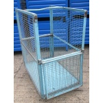 Used Mesh Picking Trolley