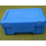 Used Plastic Security Tote Box