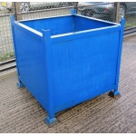 Second Hand Sheet Steel Stillage - AE