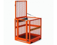Forklift Safety Access Cage