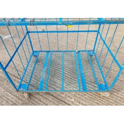 Used Jumbo Warehouse Trolley