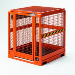 Forklift Safety Access Cage mesh