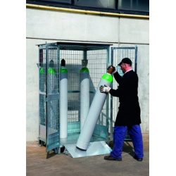 galvanized-gas-cylinder-container-with-ramp
