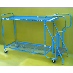 Picking Trolley with Step