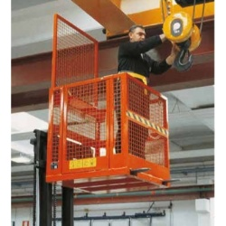 Forklift Safety Access Cage Lifting
