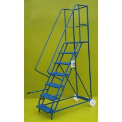 Warehouse Stairs Buget 7 Step Ladder
