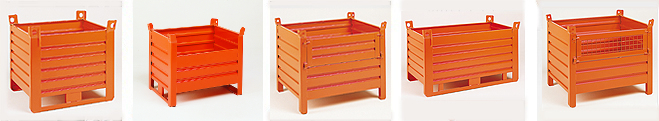 Picture of Sheet Steel Stillages