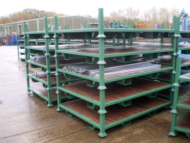 Custom manufacture post pallets