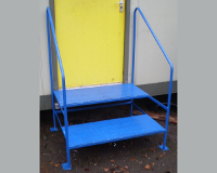 Fixed Access Step Steps And Stillages