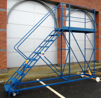 Gantry Mobile Steps