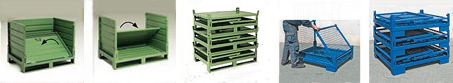 Picture of Folding Stillages