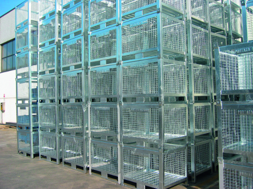Picture of Galvanized Stillages