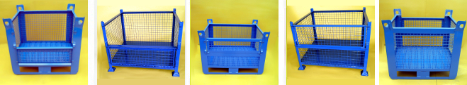 Picture of Mesh Steel Stillages