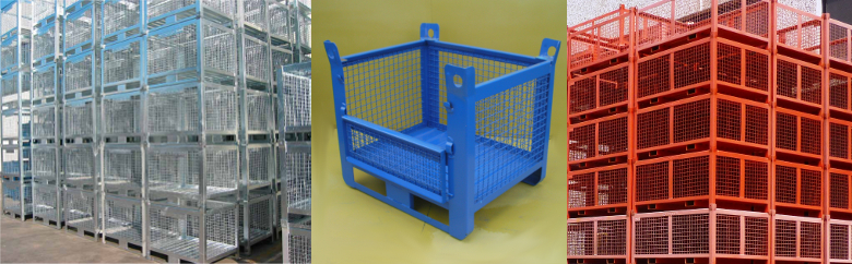Picture of Mesh Stillages