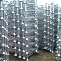 Post Pallet Stacking Rigid