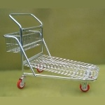 Warehouse Flat Bed Trolley Range
