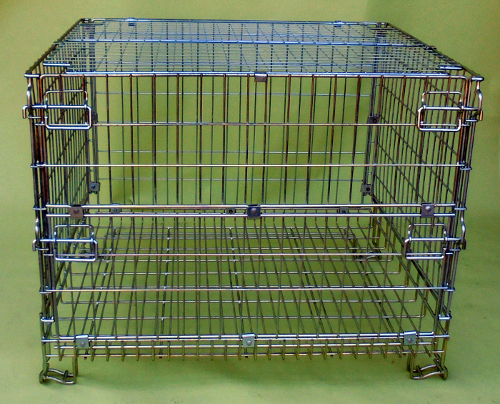 picture of wire cage lid