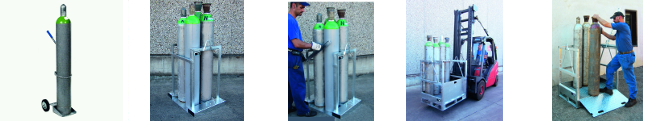 Picture of Gas Cylinder Handling Range